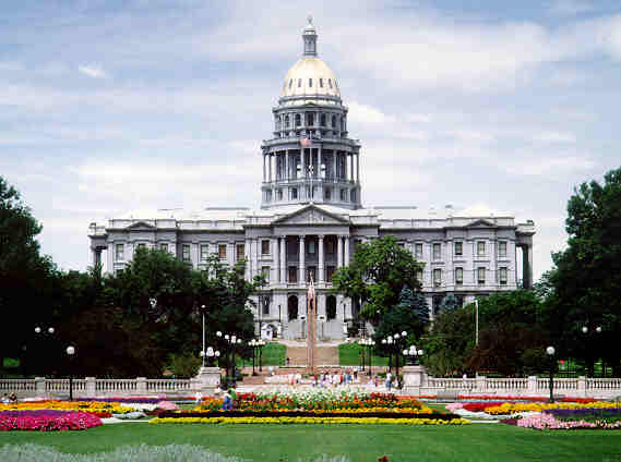 [Colorado State Capitol, Denver, CO]